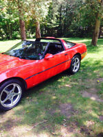 1989 corvette
