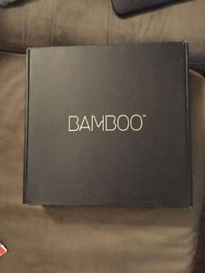 BAMBOO FUN Medium Black Tablet with Pen & Graphics Software London Ontario image 2