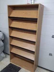 Display Bookshelf