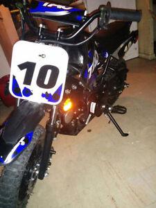 110cc tao dirt bike