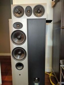Athena-Audition-AS-F2-and-AS-C1-Stereo- 250W Speakers