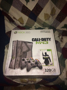 XBOX 360 LIMITED EDITION CALL OF DUTY MODERN WARFARE 3 MW3 NEW