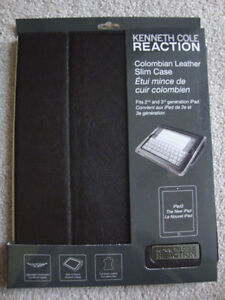 ** BRAND NEW ** Kenneth Cole Reaction leather case for iPad Cambridge Kitchener Area image 3