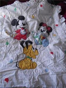 Disney Crib bedding set