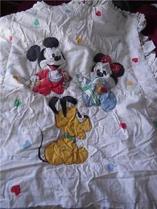 Disney Crib bedding set
