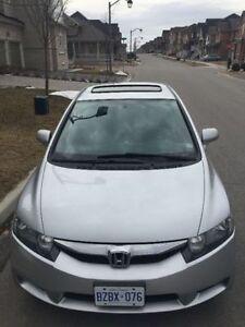 2009 Honda Civic Sporty Sedan
