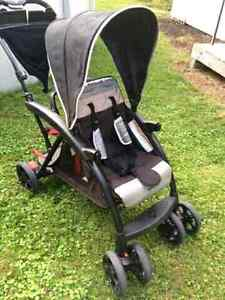 Poussette double Safety First double stroller