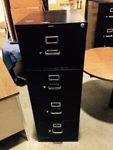 USED 4 Drawer File Cabinets
