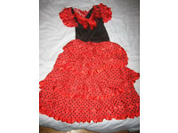 Girls dresses and cos play bundle 3 - Age 8-10 - £28