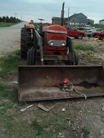 465 Neufield Tractor