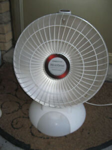 x          Presto heat dish heater with foot light or best offer