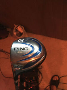 Ping G5 Left Handed Driver Cambridge Kitchener Area image 5