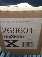 Truxport Soft Roll-Up Tonneau Cover. Ford F250 F350 Super Duty