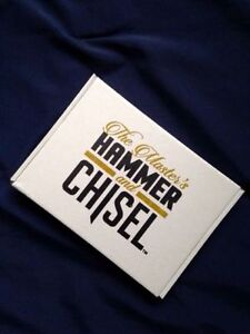 The Master's Hammer And Chisel | Beachbody | $50.00
