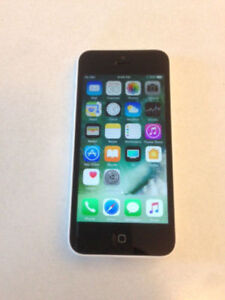 Excellent 16GB White iPhone 5c (Factory Unlocked)