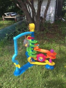 Toddler Ball Run Toy