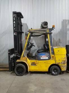 4.5 Tonne Toyota Forklift Wingfield Port Adelaide Area Preview