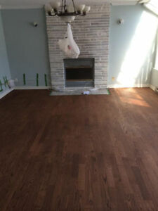 Hardwood, Laminate Flooring & Stair Installations Kitchener / Waterloo Kitchener Area image 4
