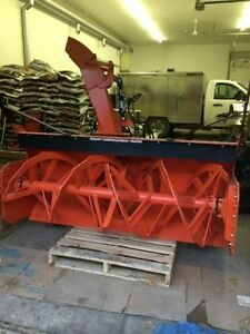 PRONOVOST PGS 800  SNOW BLOWER REDUCED