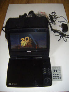 Philips Portable Dvd player for sale in Truro....