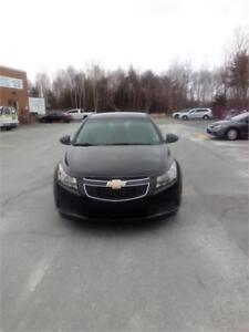 2011 CHEV. CRUZE AUTO ONLY 100194 KMS ONLY $5567  SOLD