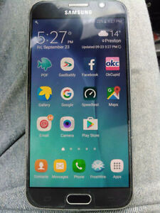 Galaxy s6 for sale.. awesome price!!