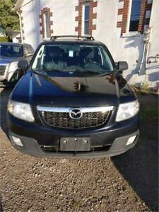 2010 MAZDA TRIBUTE GS 4X4 SUV SAFETIED FOR $7995+HST TAX!