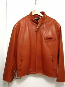 Biker Jacket SCHOTT USA Cafe Racer Jacket