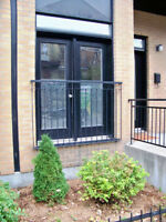 Tres beau condo, great location, plateau Mont-Royal Mile end
