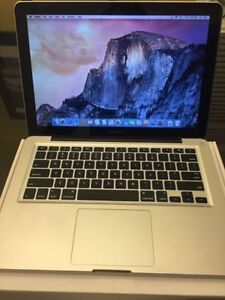"Macbook Pro 13"" late 2011 core i5"