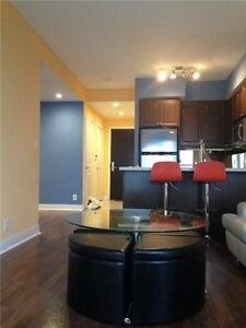 1 bedroom + den at 60 Absolute Ave, for lease