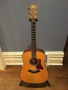 Taylor 710 L9 Short Scale w/ Original Hardshell Case (Reduced)