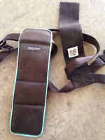 Used once Martha Stewart pet car harness