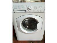 HOTPOINT WML520 6kg 1200 spin washing machine