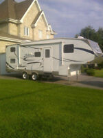 2011 Fifth Wheel Crossroads Zinger 25BH