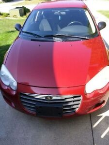 2006 Chrysler Sebring Sedan Windsor Region Ontario image 1