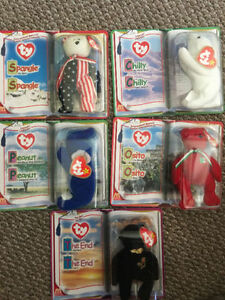 Collectible Beanie Babies Stratford Kitchener Area image 1