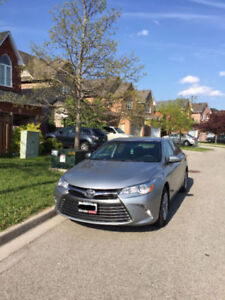 2016 Toyota Camry Sedan lease takeover