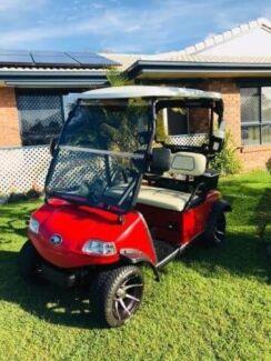 HDK Electric Golf Buggy