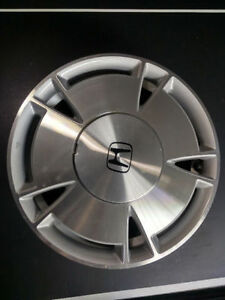genuine alloy wheels with locking nuts - Honda civic (2006_2011)