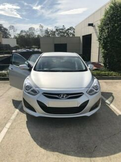 2014 Hyundai i40 VF2 Active Silver 6 Speed Sports Automatic Sedan Hillcrest Logan Area Preview