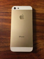 iPhone 5s White and Gold Downtown Halifax Pick Up