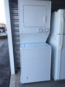 Stacked Washer Dryer 27''Combo $595/=Warranty..416 473 1859