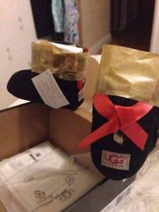 """Baby Ugg boots - """"Jesse Bow"""" style."""