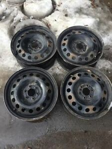 6 Bolt Donut Wheels - $120