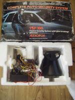 Car alarm system for sale