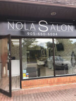 New Salon Open to all Positions