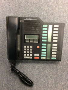 BUSINESS TELEPHONES NORTEL M7324