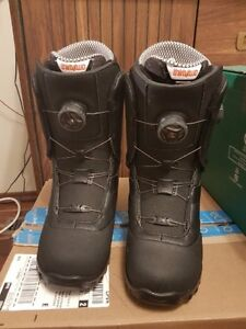 Thirtytwo Focus Boa Mens 7.0 Snowboard Boots never used