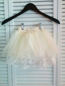 Very Adorable Tutu Skirts for a Flower Girl!